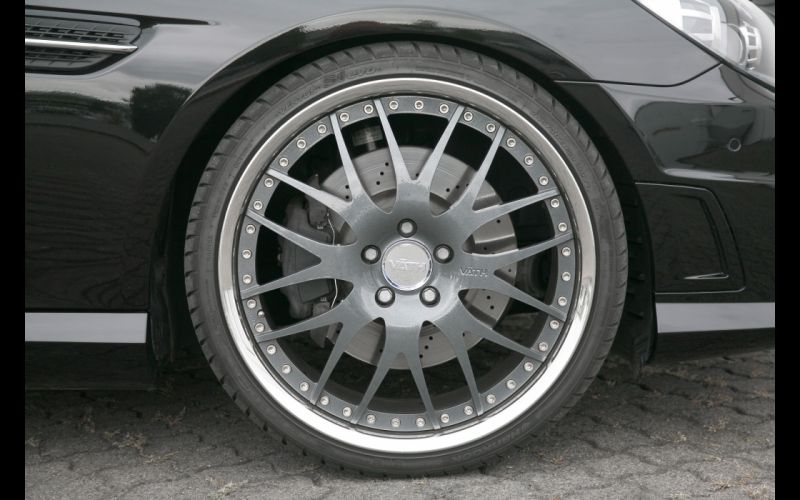 2012 Vath Mercedes Benz R172 SLK 350 tuning wheel h wallpaper