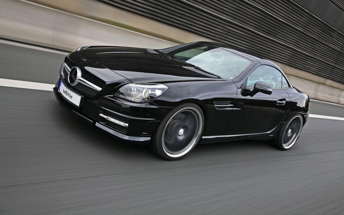 2012 Vath Mercedes Benz R172 SLK 350 tuning  h wallpaper