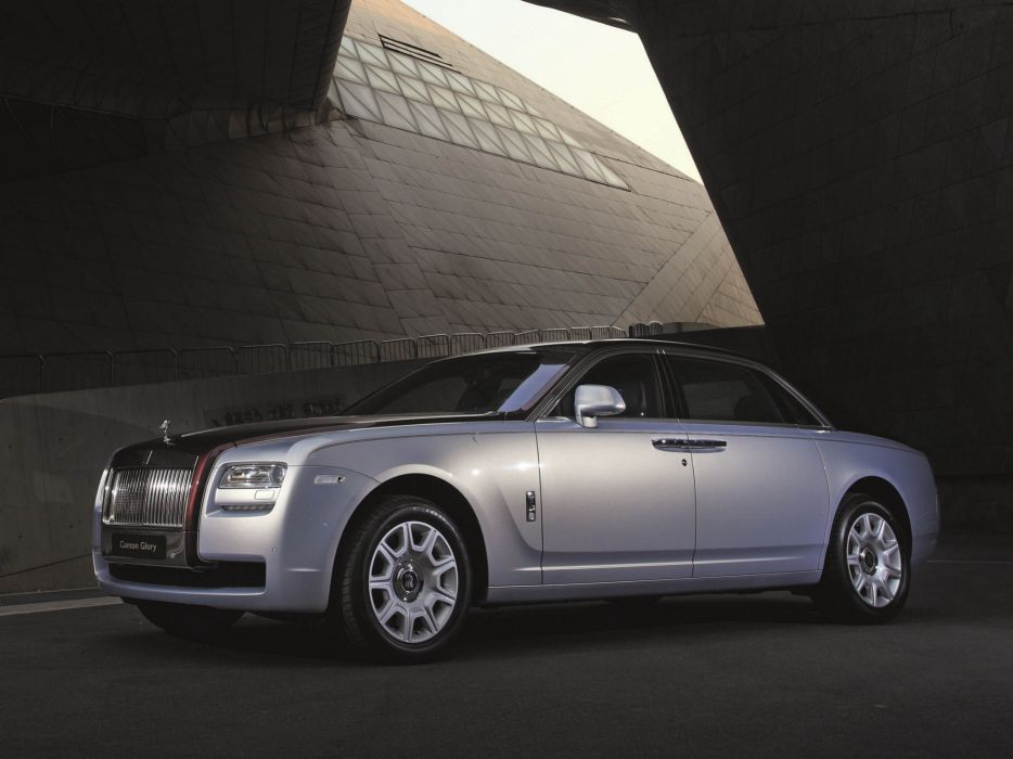 2013 Rolls Royce Ghost Canton Glory Bespoke luxury       g wallpaper