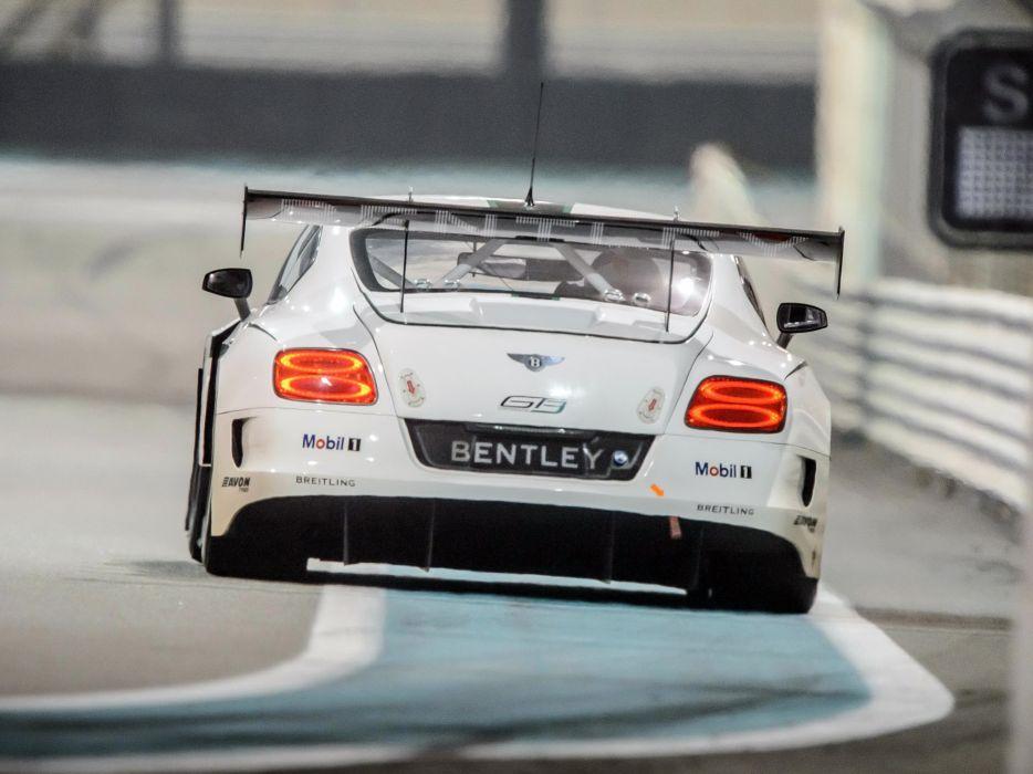 2014 Bentley Continental GT3 supercar race racing   dh wallpaper