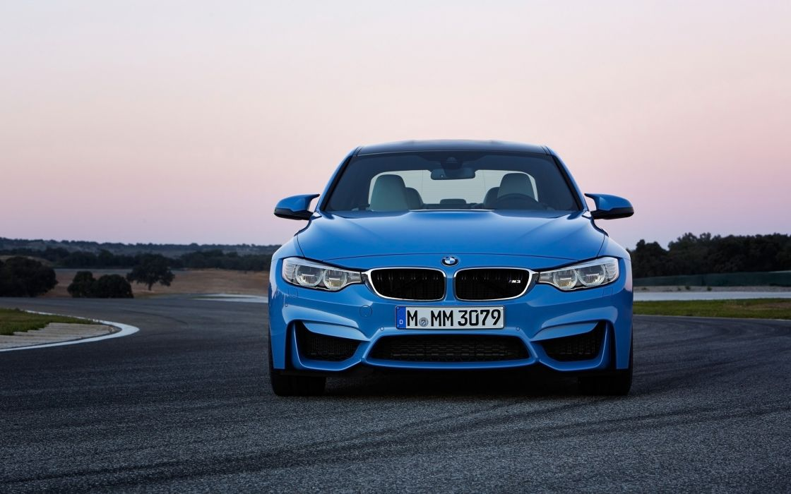 2014 BMW M-3 Sedan  g wallpaper