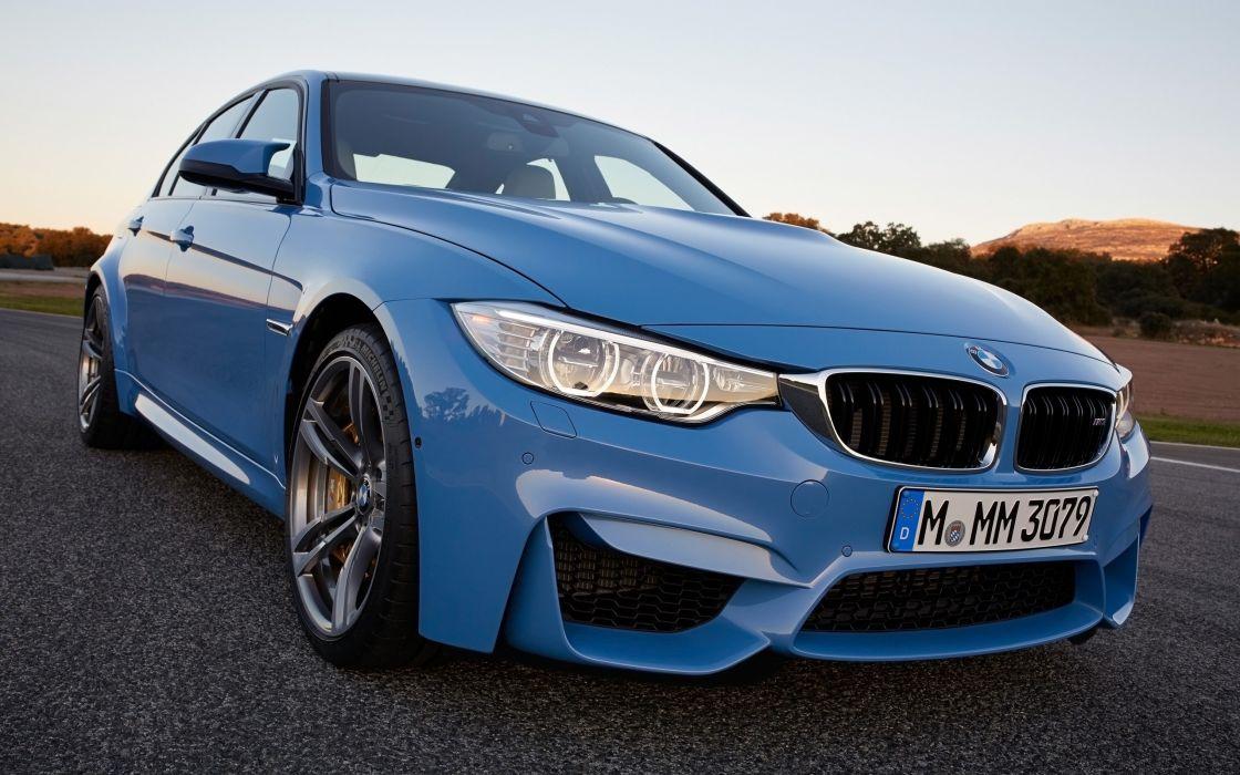 2014 BMW M-3 Sedan hd wallpaper