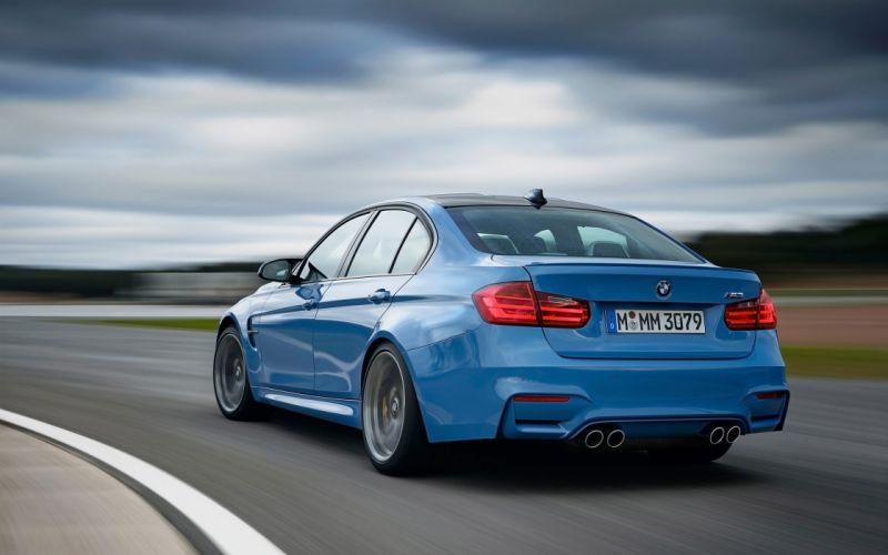2014 BMW M-3 Sedan h wallpaper