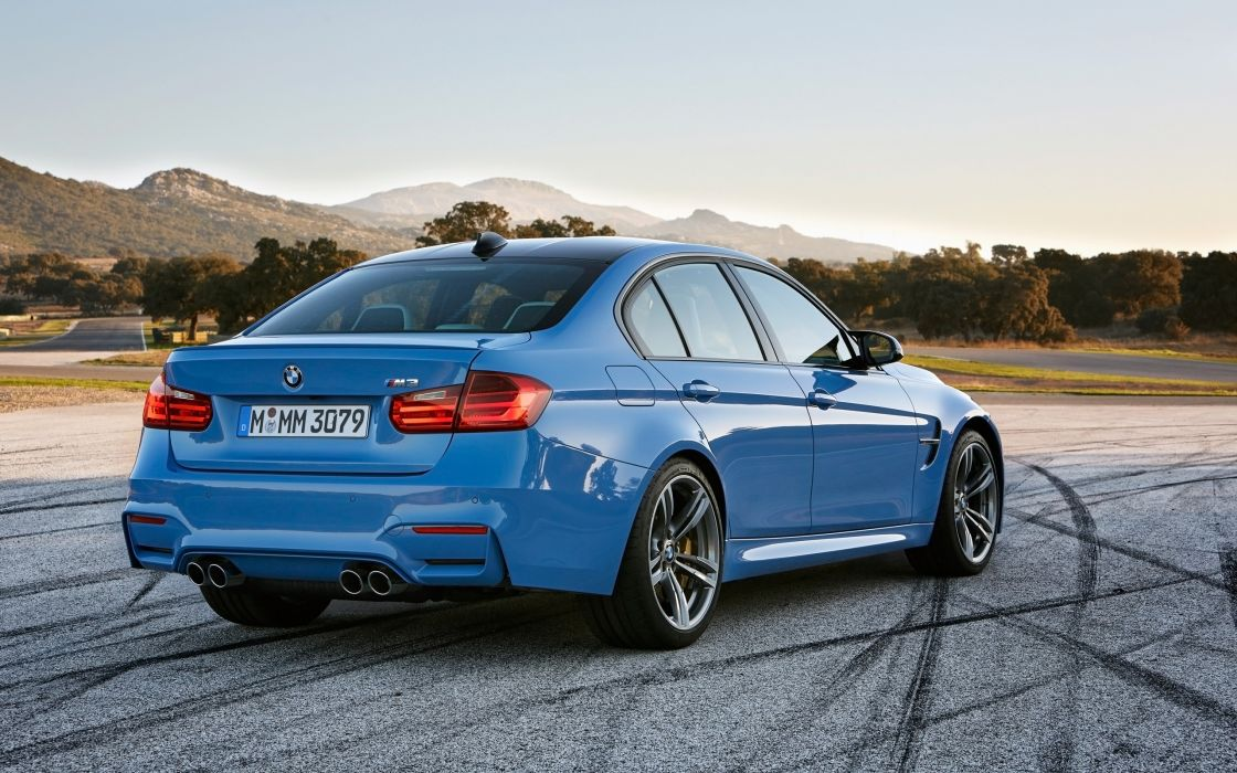 2014 BMW M-3 Sedan      h wallpaper