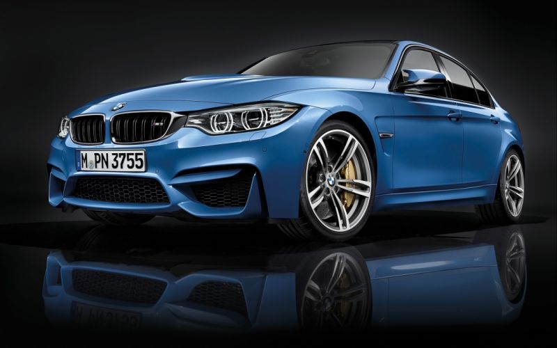 2014 BMW M-3 Sedan hf wallpaper