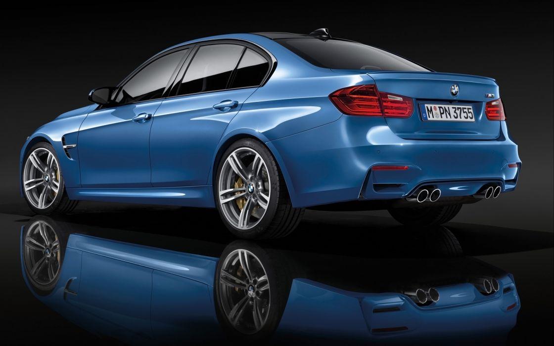 2014 BMW M-3 Sedan   hj wallpaper