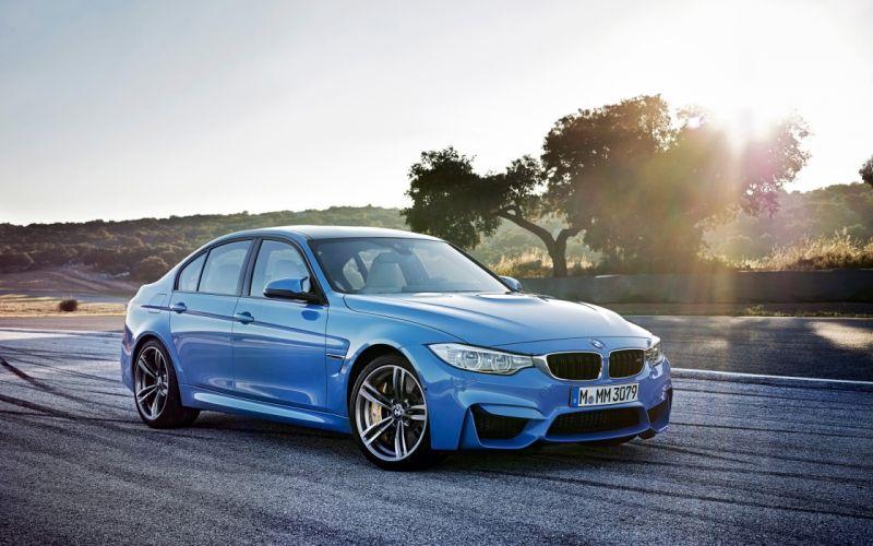 2014 BMW M-3 Sedan g wallpaper