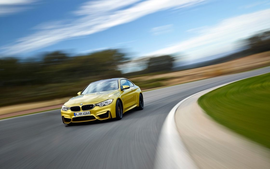 2014 BMW M-4 Coupe ft wallpaper