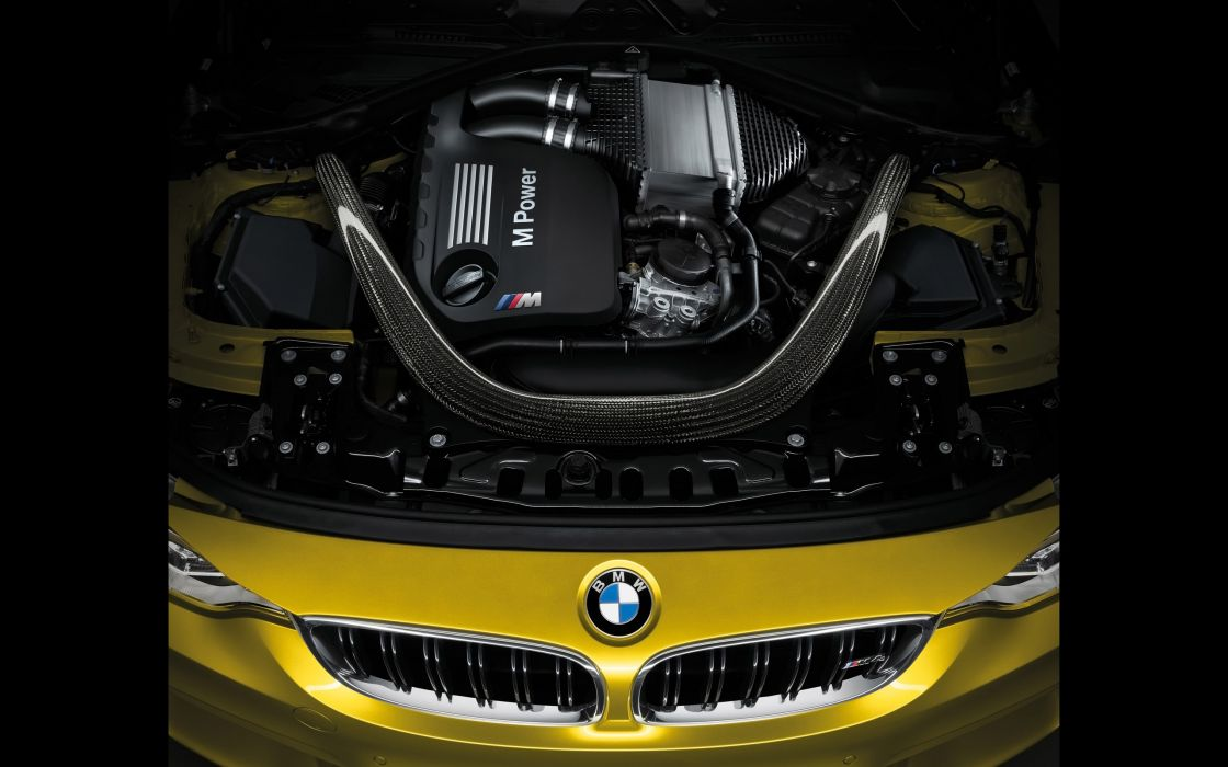 2014 BMW M-4 Coupe engine     g wallpaper
