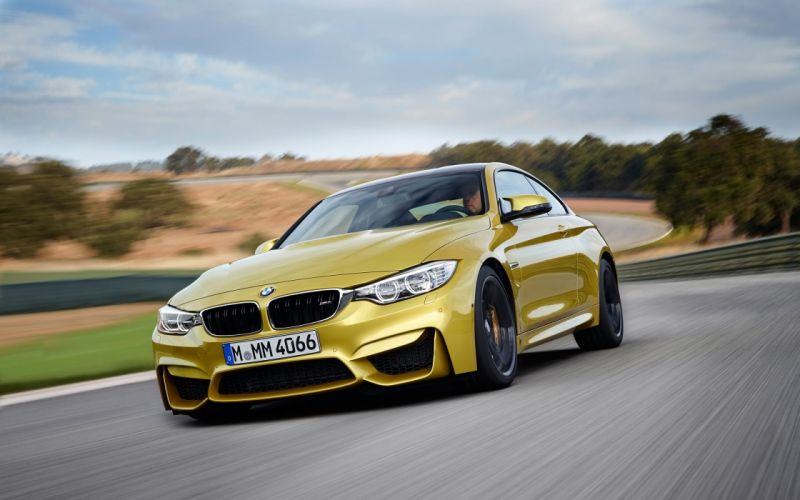 2014 BMW M-4 Coupe gd wallpaper