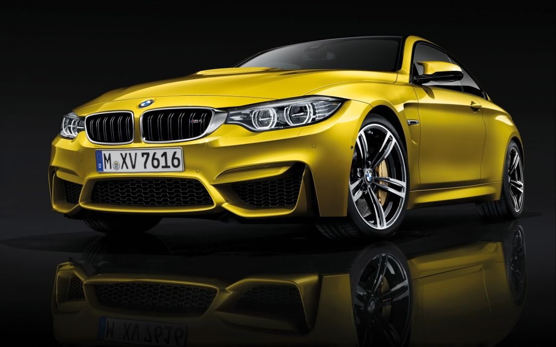 2014 BMW M-4 Coupe  f wallpaper