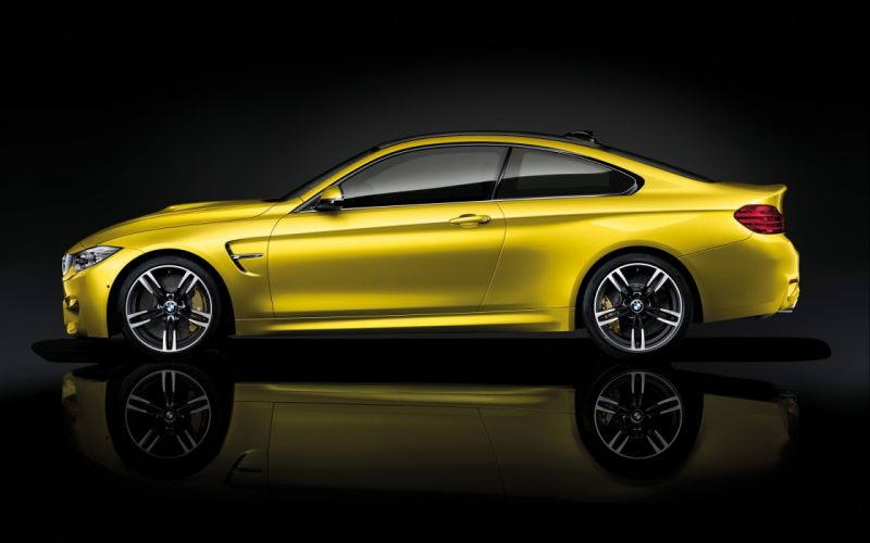 2014 BMW M-4 Coupe hy wallpaper