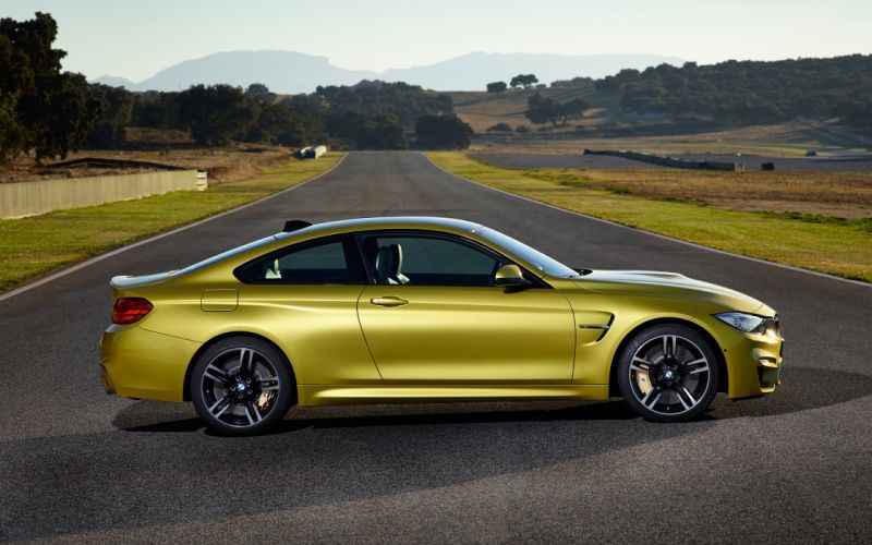 2014 BMW M-4 Coupe h wallpaper
