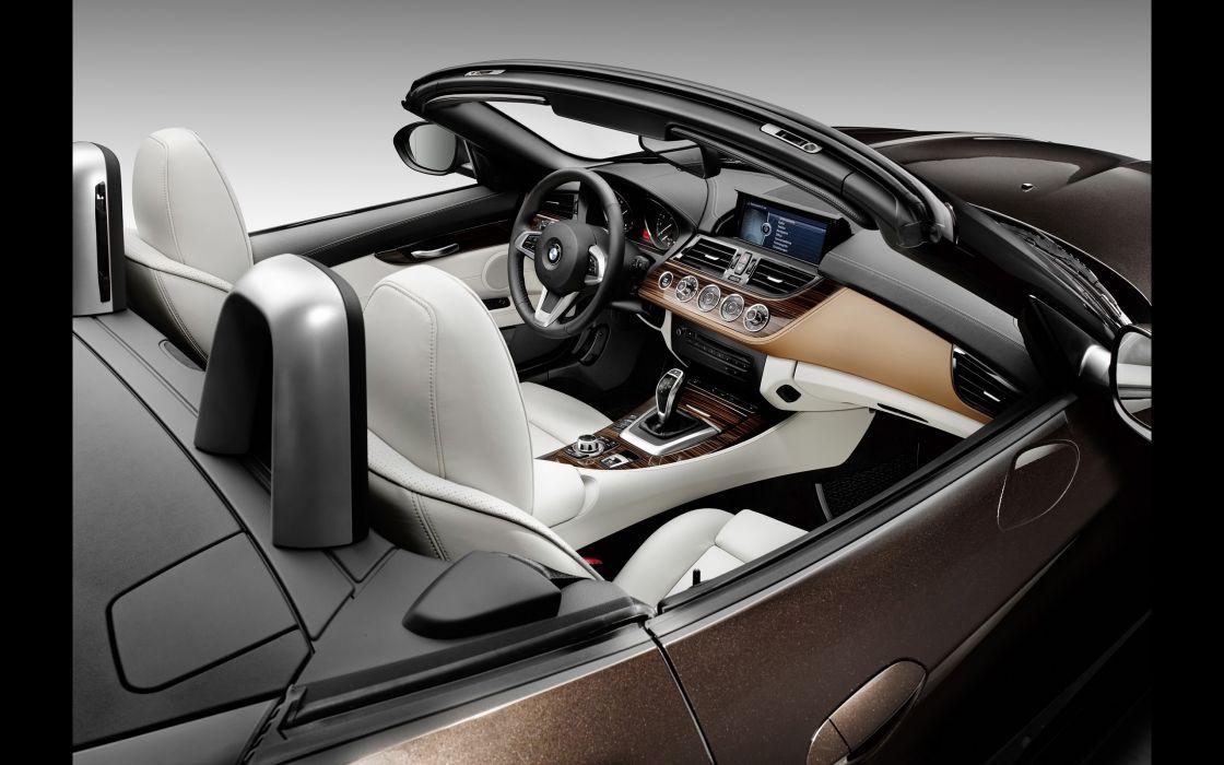 2014 BMW Z-4 Pure Fusion Design interior      g wallpaper