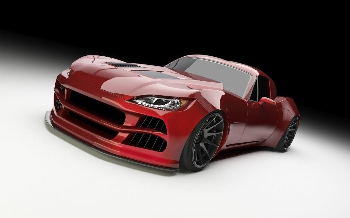2014 BXR-Motors Bailey Blade XTR supercar tuning  h wallpaper