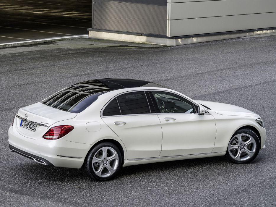 2014 Mercedes Benz C250 BlueTec (W205) luxury  ew wallpaper
