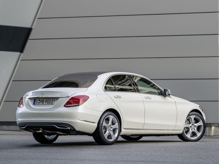 2014 Mercedes Benz C250 BlueTec (W205) luxury f wallpaper