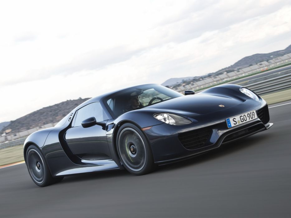 2014 Porsche 918 Spyder US-spec n wallpaper
