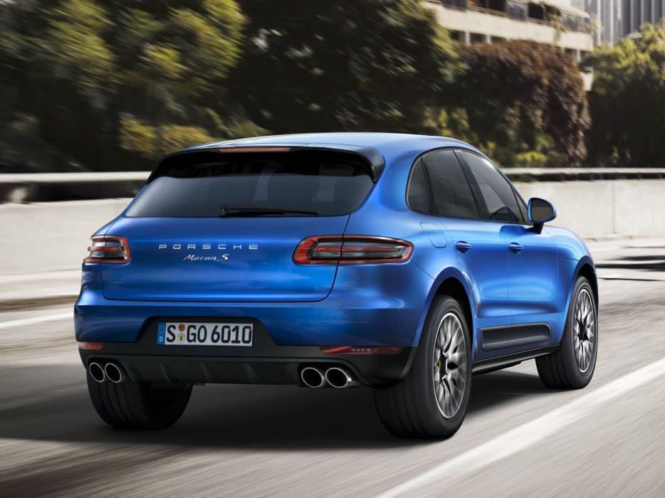 2014 Porsche Macan S Macan-S g wallpaper