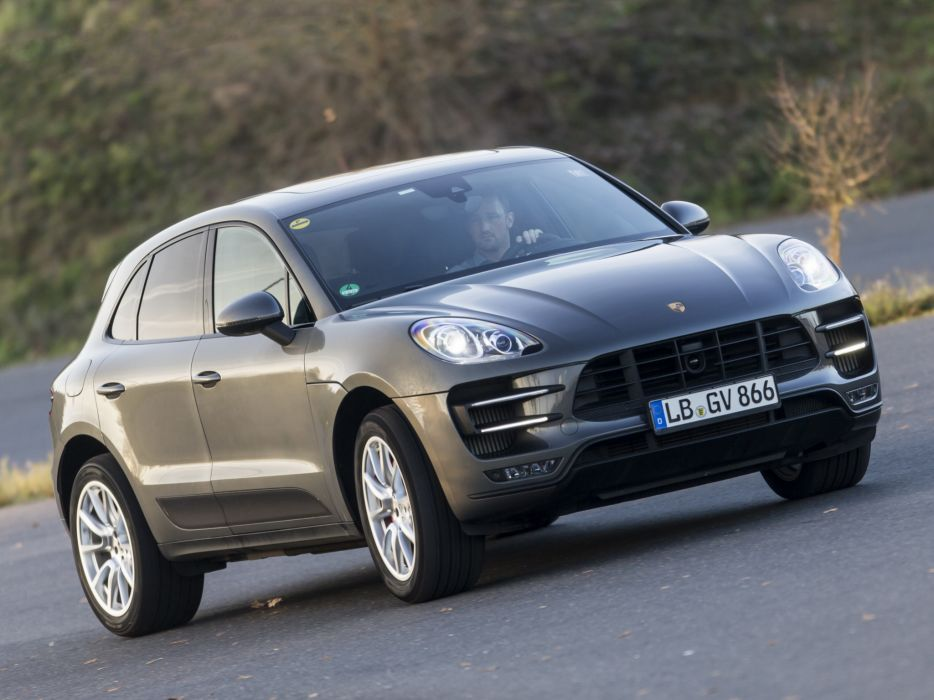 2014 Porsche Macan Turbo  h wallpaper