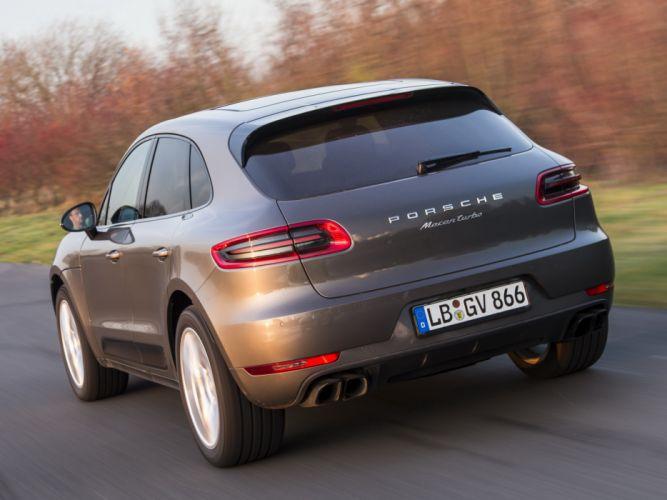2014 Porsche Macan Turbo t wallpaper