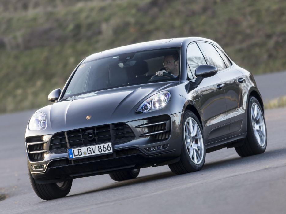 2014 Porsche Macan Turbo h wallpaper