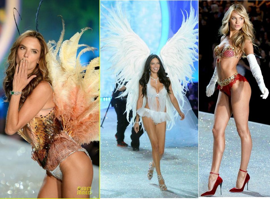 2014 VICTORIAS SECRET fashion model style sexy babe glamour    j wallpaper