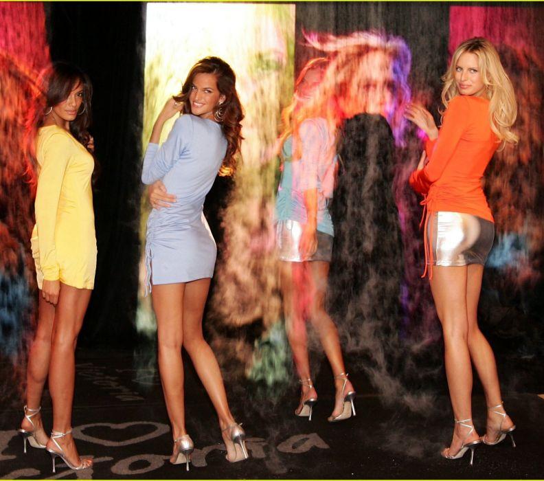 2014 VICTORIAS SECRET fashion model style sexy babe glamour   y wallpaper