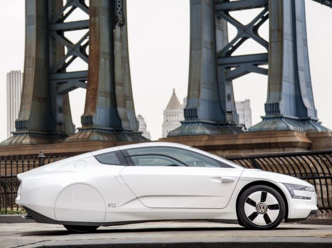 2014 Volkswagen XL1 g wallpaper
