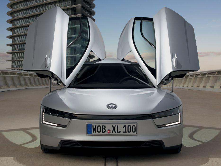 2014 Volkswagen XL1  es wallpaper