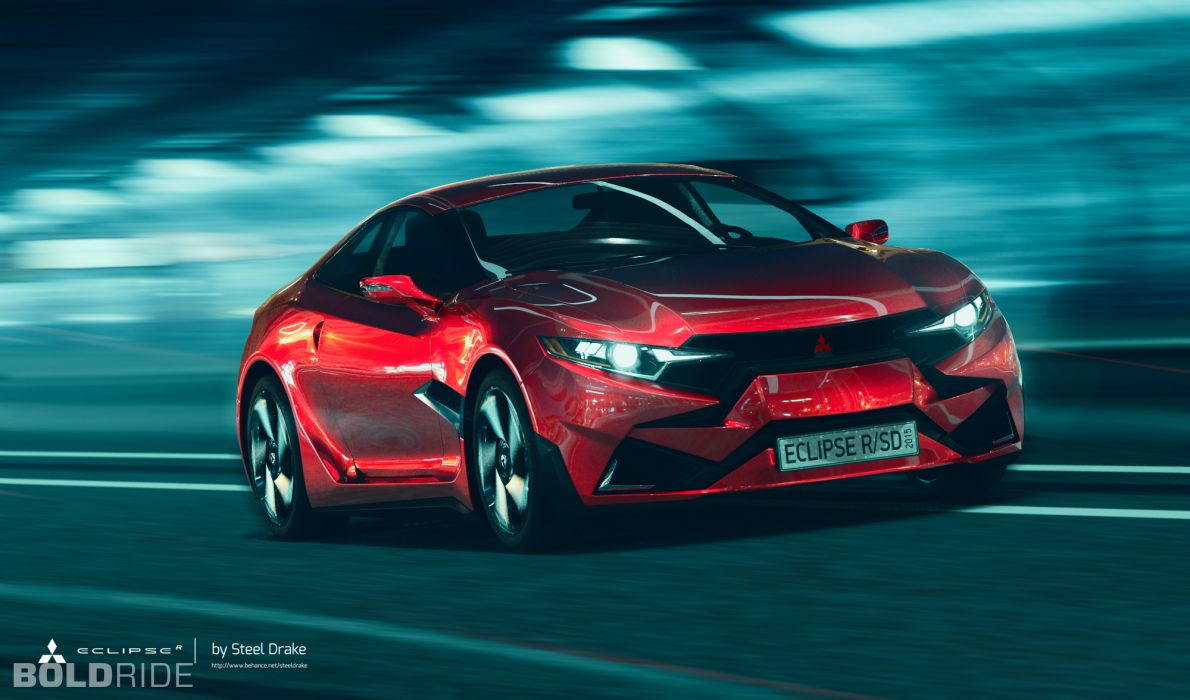 2015 Mitsubishi Eclipse >> 2015 Mitsubishi Eclipse R Concept 14 Wallpaper 2000x1176
