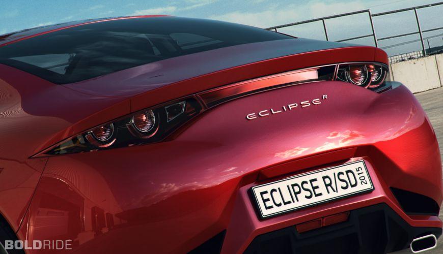 2015 Mitsubishi Eclipse R Concept (11) wallpaper