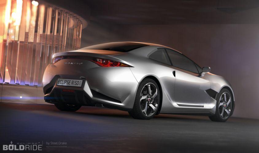 2015 Mitsubishi Eclipse R Concept (4) wallpaper