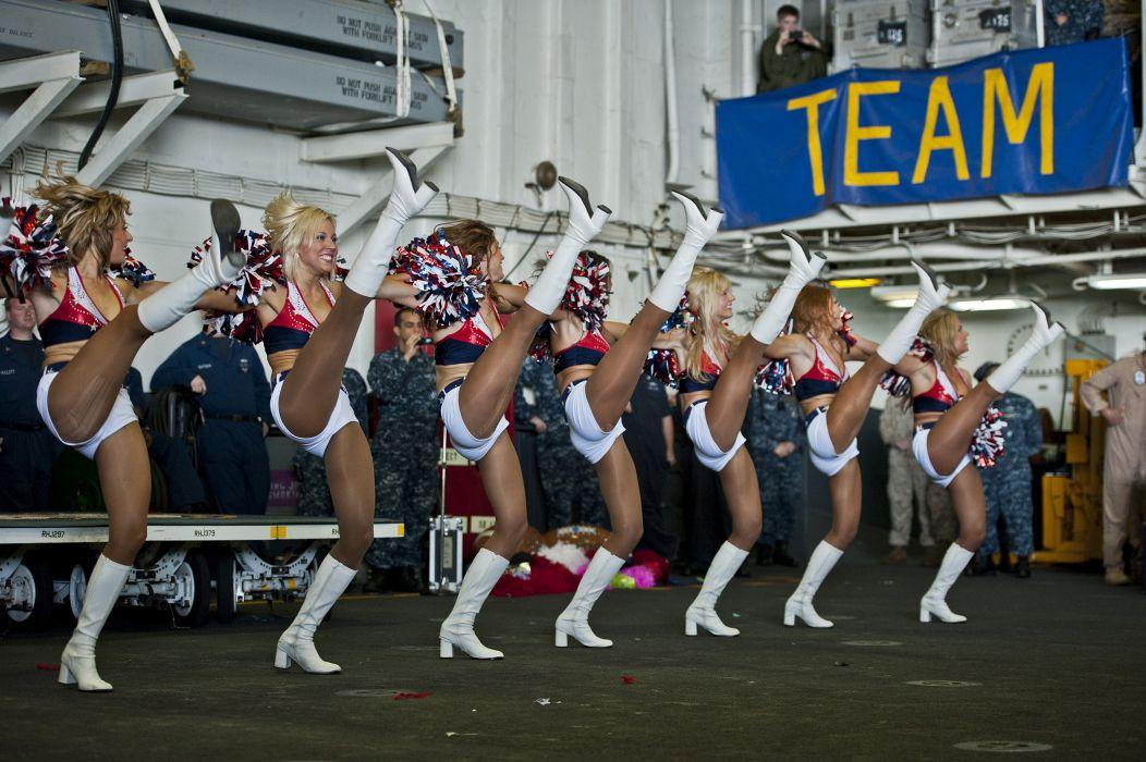 SEATTLE SEAHAWKS sea-gals cheerleader football nfl sexy babe      g wallpaper