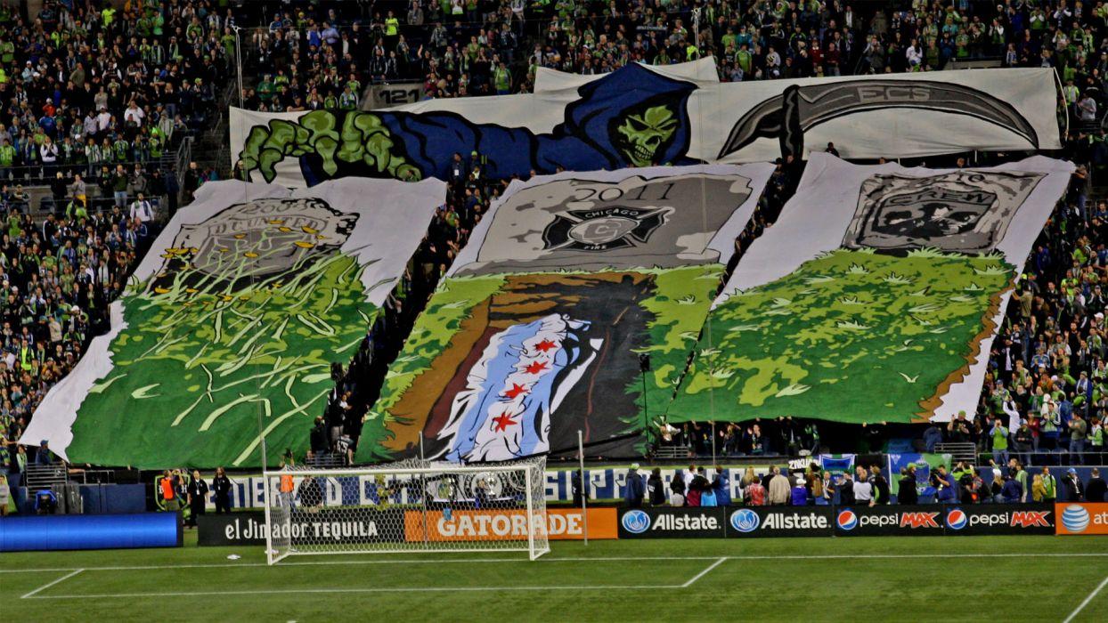SEATTLE SOUNDERS soccer   g wallpaper