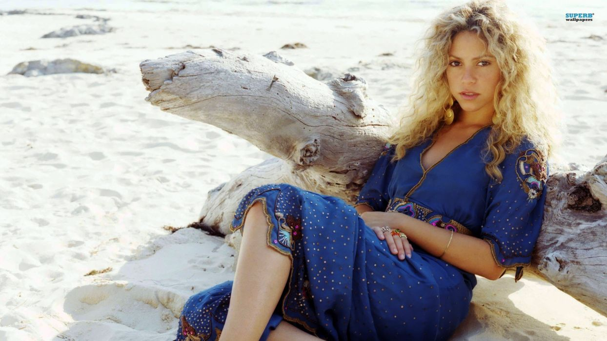 women Shakira wallpaper