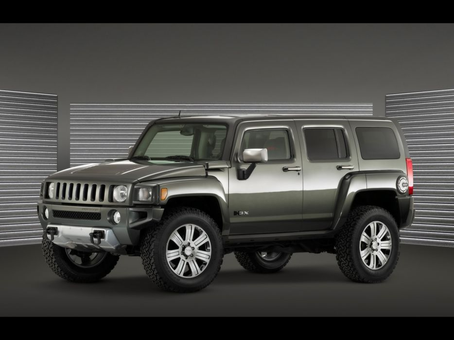 cars vehicles Hummer wallpaper