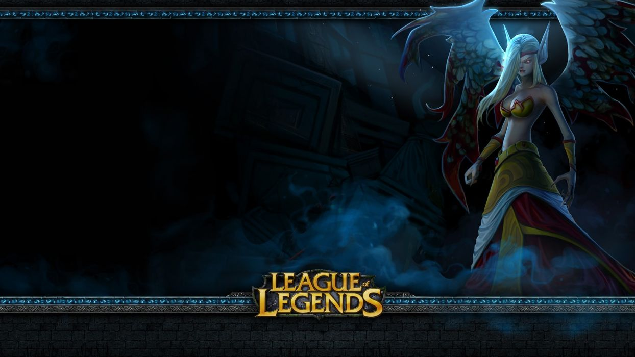 video games League of Legends wallpaper
