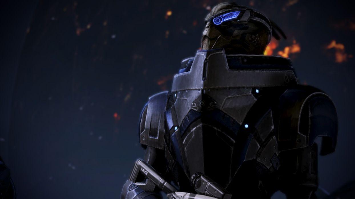 Video Games Mass Effect 3 Garrus Vakarian Garrus Wallpaper