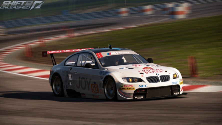 video games cars BMW M3 Need For Speed Shift 2: Unleashed pc games wallpaper