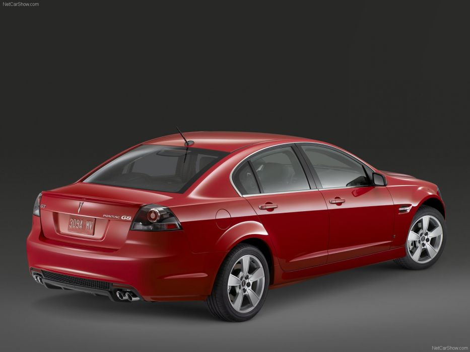 cars Holden Pontiac G8 wallpaper