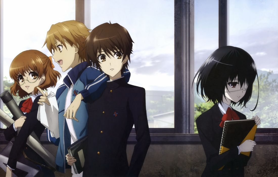Another (anime series) wallpaper