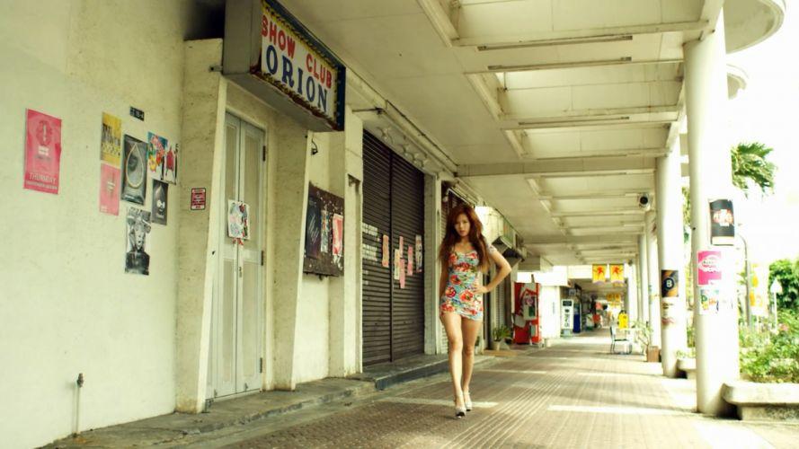 women Asians Hyuna wallpaper