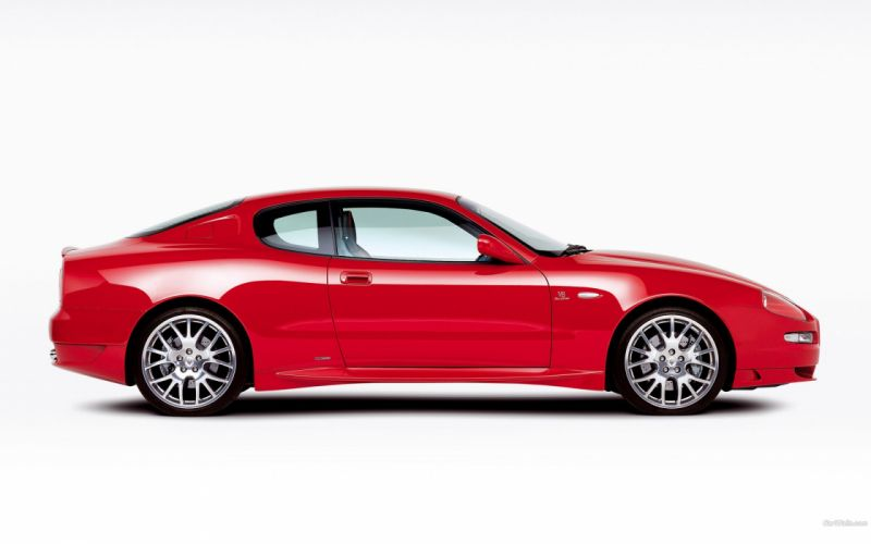 cars Maserati Classic wallpaper