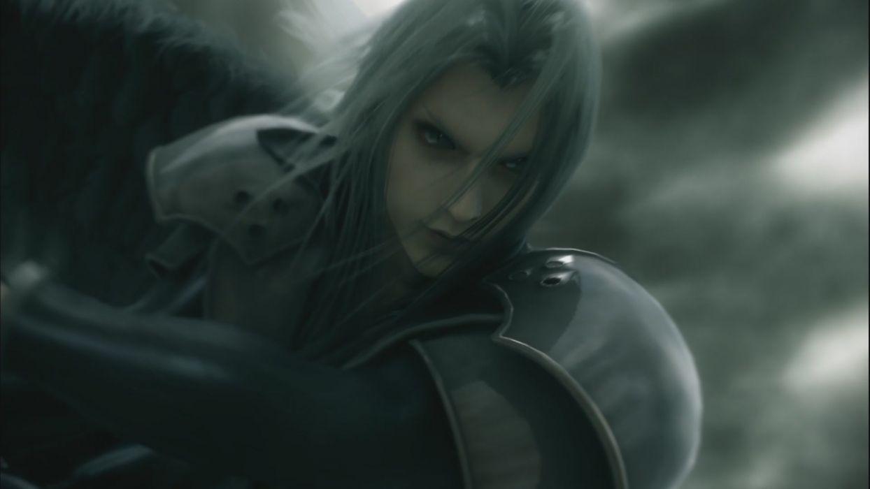 Final Fantasy VII Advent Children Sephiroth wallpaper