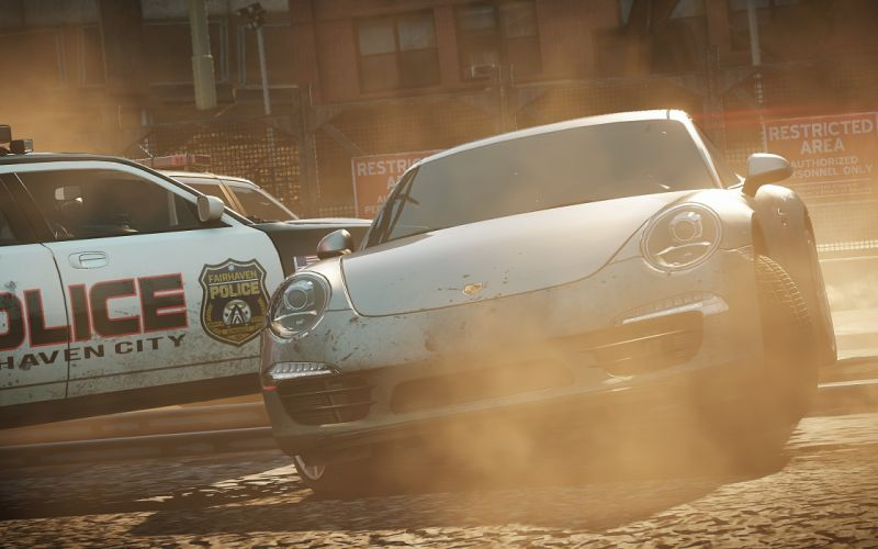 video games cars Need for Speed Need for Speed Most Wanted pc games Porsche 911 Carrera S wallpaper