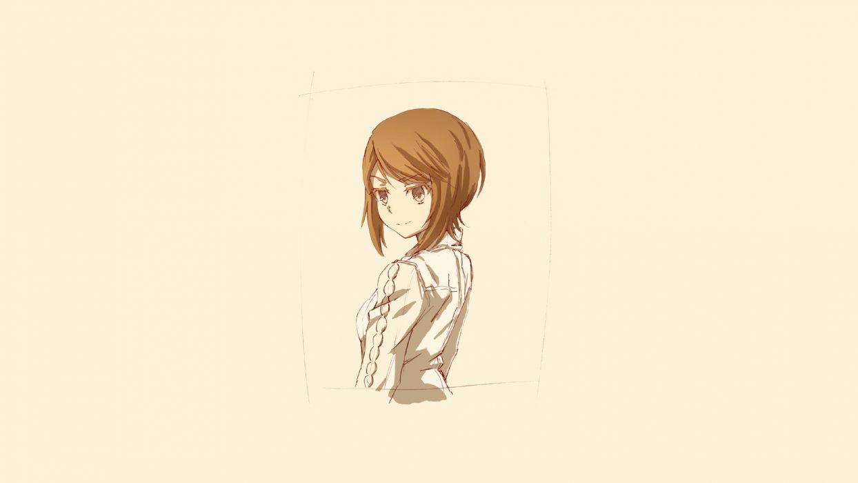 Toaru Kagaku no Railgun anime anime girls Toaru Majutsu no Index Kinuhata Saiai wallpaper