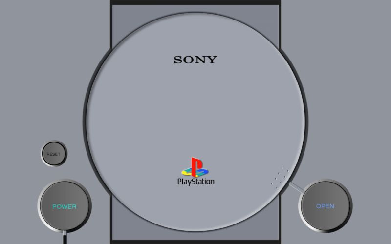 Sony PlayStation Game Systems wallpaper