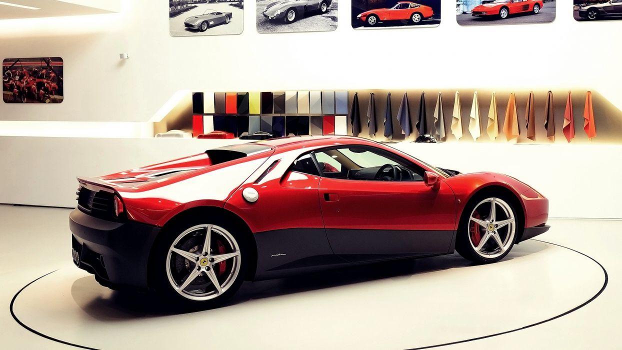 cars Ferrari vehicles automobile wallpaper