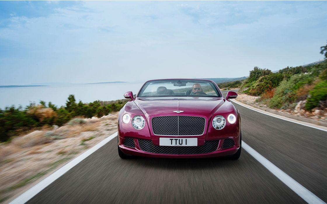 Bentley Continental Bentley Continental GT Bentley Continental GT Speed wallpaper